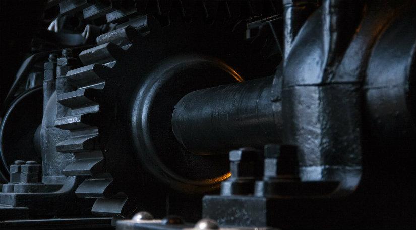 A cog in a machine